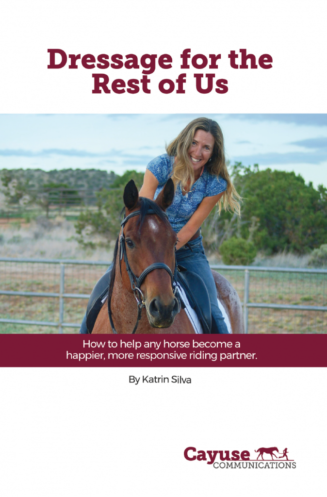 DRESSAGE FOR THE REST OF US BY KATRIN SILVA