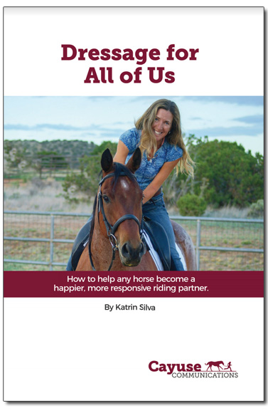 DRESSAGE FOR ALL OF US BY KATRIN SILVA