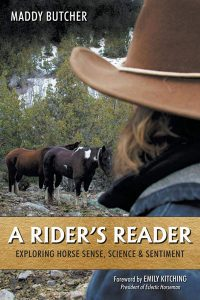 A RIDER'S READER BOOK COVER