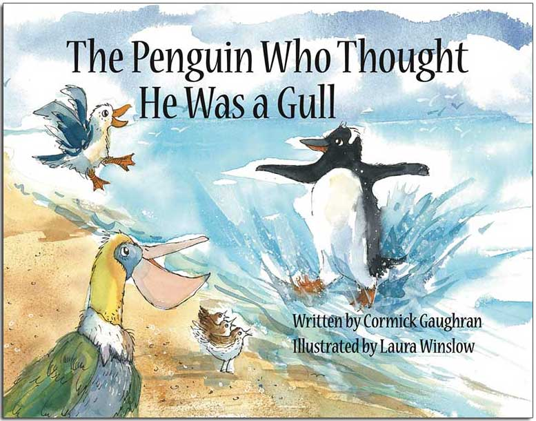 THE PENGUIN WHO THOUGHT HE WAS A GULL