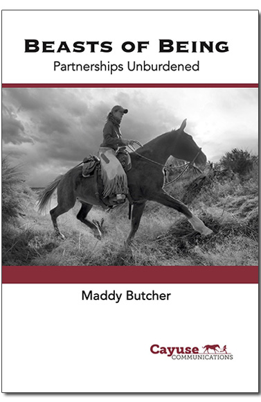 BEASTS OF BEING: PARTNERSHIPS UNBURDENDED BY MADDY BUTCHER